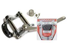 Bigsby B5 & Vibramate V5 -S Vibrato Tremolo Tailpiece mounting kit Aluminum