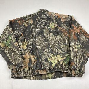 Scent-Lok Camo Men's Size L Jacket Savanna Light Coat Scentlok