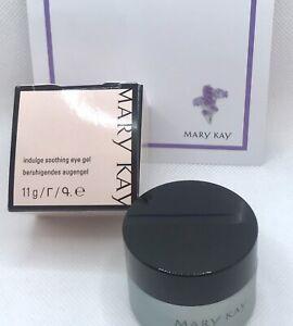 Mary Kay Indulge Soothing Eye Gel 11g Free Shipping