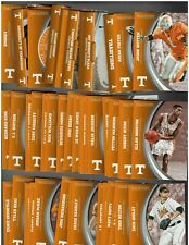 2016 Panini Tennessee Collegiate Collection Complete 47 Card Set   - NM-MT