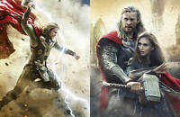 THOR The Dark World art booklet for Steelbook New 32 pages  Limited Edition
