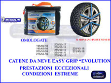 CATENE DA NEVE MICHELIN Easy Grip Evolution per VOLKSWAGEN Sharan   225/45-18