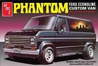 """1:25 AMT 767 - 1976 Ford Custom Van """"Phantom""""   Plastic Model Kit NEW"""