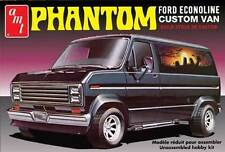 "1:25 AMT 767 - 1976 Ford Custom Van ""Phantom""   Plastic Model Kit NEW"