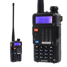 BaoFeng BF-F8HP 8W TRI-POWER Two Way Radio Walkie Talkie VHF UHF Portable Radio