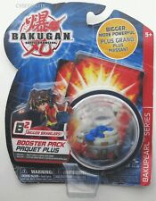 Bakugan Battle Brawlers HAMMER GOREM Gray Haos Toy NEW Pop-Open Ball Toy 2009