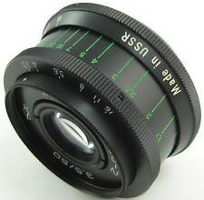 !!NEW!! 1979! INDUSTAR 50-2 Russian Soviet USSR Screw Mount M42 Lens Fujifilm