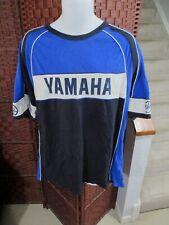 Men's Yamaha T Shirt Jersey Size 3X Fits Like 2X Multi Color