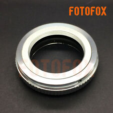 M39-NEX For Leica M39 L39 LTM Lens to Sony NEX Emount adapter NEX6 A7 A6300 VG20