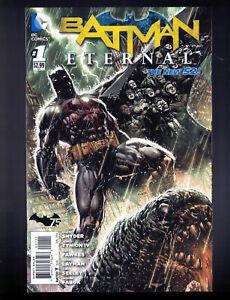 Batman Eternal #1-12 DC Comics (2014) Scott Snyder (W) Jason Fabok (A) VF/NM