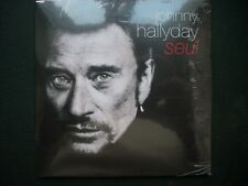 Rare CD 2 titres Johnny Hallyday SEUL-LE CHANT DES PARTISANS-Neuf