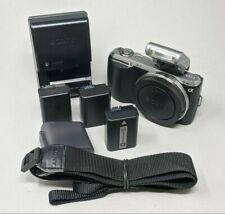Sony NEX-C3 16.2MP Digital Camera Black Body Only