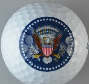 3 Dozen (The White House LOGO) MINT AAAAA Used Golf Balls Bridgestone Cool Item!