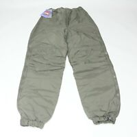 New Sekri PCU Level 7 L7 ECWCS Extreme Cold Weather Pants Large