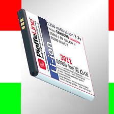 batteria per samsung B5330 GALAXY CH@T 1350mAh Li-ion