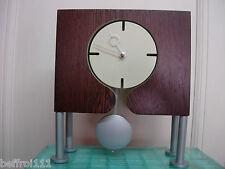 Pendule,horloge,DESIGN,art pop,ODO, type eames,knoll,designer Desombre.a saisir