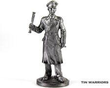 3rd Reich Gross Admiral Tin toy soldiers 54mm miniature figurine metal sculpture