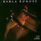 Karla Bonoff by CD 1977 Columbia) Rose In My Garden DISC ONLY NO CASE #N11A