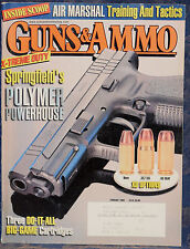 Magazine GUNS & AMMO February 2002 SMITH & WESSON Heritage Model 25-11 REVOLVER