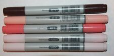 5 Copic CIAO Markers -PALE PINKS Set