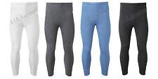 Mens Thermal Long John Trouser Winter Warm Base-layer Underwear Sizes Avl S-XXL
