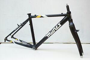 Paul Milnes X-wing Cyclocross CX bike frameset with carbon fork XXS 50cm