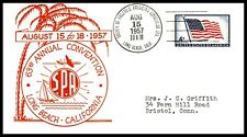 OAS-CNY 3077 SPA CONVENTION LONG BEACH CA 1957