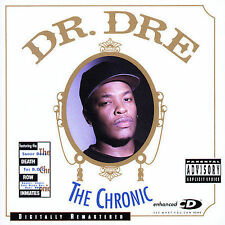 The Chronic [PA] by Dr. Dre (CD, May-2001, Death Row (USA))