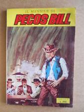 Il Mensile di Pecos Bill n°14 1967 ed. Sepim  [G395]