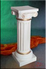 griechische Säule antik Blumensäule Dekosäule Säulen Podest Stuckgips