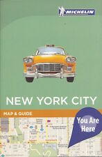 Michelin You Are Here : New York City *FREE SHIPPING - IN STOCK - NEW*