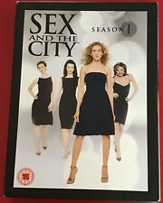 Sex And The City ~ Season 1 ~ DVD Box Set ~ Rating 15
