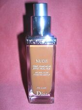 Dior Diorskin Nude Natural Glow Hydrating Makeup Foundation SPF10 Shade 070 NWOB