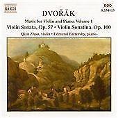 Antonin Dvorak - Dvorak: Violin Sonata, Op. 57; Violin Sonatina, Op. 100