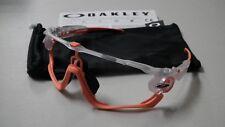Oakley Jawbreaker Crystal Pop Matte Clear Orange Sunglasses Frame OO9290-3731