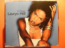 Lauryn Hill/ex-factor-CD MAXI