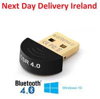 Mini USB Bluetooth Adapter V 4.0 Dual Mode Wireless Dongle CSR 4.0 Win7 /8/XP ST