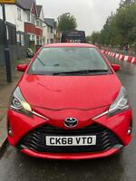 Toyota Yaris 1.5 VVT-i Icon Tech 5dr 22000 miles excellent condition