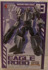 Action Toys Go Bots Machine Robo Revenge Of Cronos Series MR-03 Eagle Robo MISB