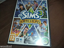 Les Sims 3 Ambitions Expansion Pack PC Game