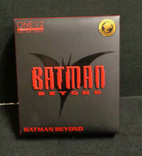 BATMAN BEYOND MEZCO ONE:12 ACTION FIGURE WITH BOX MEZCO EXCLUSIVE