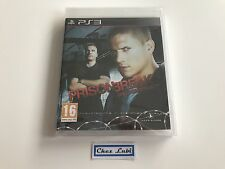 Prison Break The Conspiracy - Sony PlayStation PS3 - FR - Neuf Sous Blister