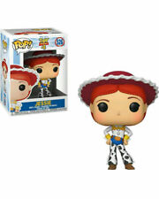 Funko Pop! Disney: Toy Story 4: Jessie Figura Bobble Head