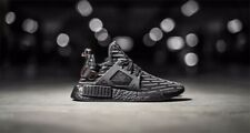 Adidas NMD XR1 PK Triple Black With red stitching mens size 10 rare