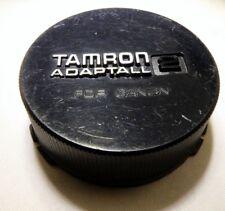 TAMRON  Rear Lens Cap for FD Canon mount manual focus Adaptall 2 35-135mm