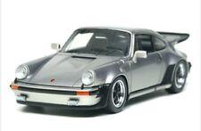 MakeUp VISION VM037B 1:43 Porsche 930 Turbo 3.0 1975 Silver model car