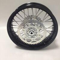 "Warp 9 Racing Wheel Assembly, Rear SM, 4.25"" x 17"""
