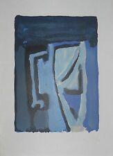 Lithographie Originale de Bram Van VELDE MP 111