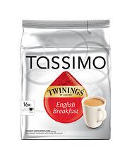Tassimo Twinings English Breakfast Tea (4 Packs) 64 T-Discs