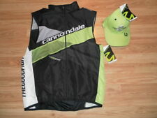 CANNONDALE, The Good Fight, WIND VEST, Bezerker Green, Team CAP, NWT